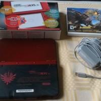 Jual Nintendo New 3DS XL - RED (IPS) (USA) Murah
