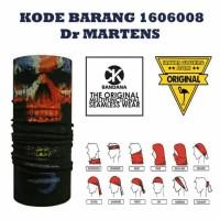 Jual CK Bandana 1606008 Dr Martens Masker Buff multifungsi Murah