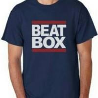 Kaos/Baju/T-Shirt BEATBOX