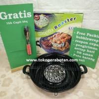(packing bubble wrap) Pemanggang Ajaib / Magic roaster maspion 34cm