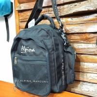 Tas Selempang Sling Bag Hand Bag Tas Kamera Alpina T117