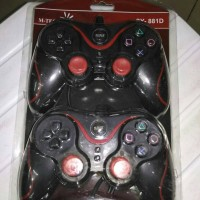 Stik PS/PC - JOYSTICK PC Gamepad/Game Pad Double Usb M-tech Inferno
