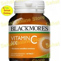 Jual BPOM KALBE Blackmores Bio C 500 mg Cold Relief Vitamin C - 60 Tablet Murah