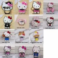 Jual IRing / Penyangga / Ring Holder Karakter Hello Kitty Lucu Murah
