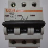MCB FAEL 3 X 63 A