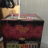 Jual KEMBANG API CAKE HAPPINESS 36 SHOTS 1,2 INCH Murah