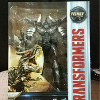 transformers the last knight grimlock voyager class premier edition