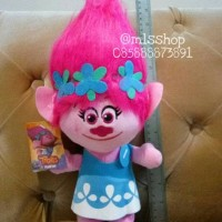Boneka Poppy Trolls Besar 40cm