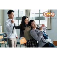 Drama Korea ANGRY MOM (2015) 16 Episode 4 Disc