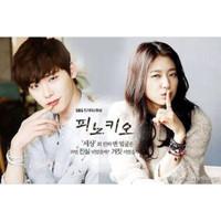 Drama Korea PINNOCHIO (2015) 20 Episode 4 Disc