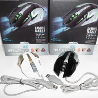 AVAN G5 Mouse Gaming Inferno