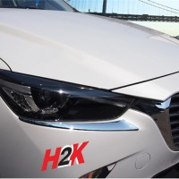 Aksesoris CX3 - Headlight Garnish - Ring Headlight Mazda CX-3