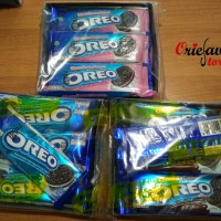 Biskuit Oreo - 1 Box Isi 12 Pcs
