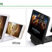 Jual Sale 3D Enlarged Screen Mobile Phone | Kaca Pembesar Layar Handphone / Murah