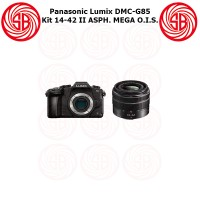 Kamera Panasonic Lumix DMC-G85 + 14-42 ; Camera Mirrorless G85 ; G 85