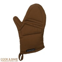 Cook & Bake OVEN MITT / SARUNG TANGAN MASAK - BROWN