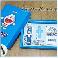 POWER BANK SET DORAEMON COLLECTION LIMITED EDITION