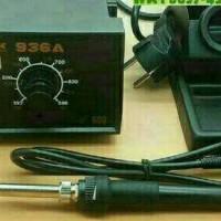 Solder Station /Temperatur Quick 936A/Solder Uap blower Quick