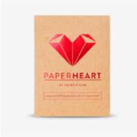 Alat Sulap 2017: Paper Heart By Patrick Kun