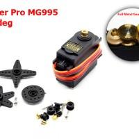 TOWER PRO MG995 (360 deg) metal gear servo motor