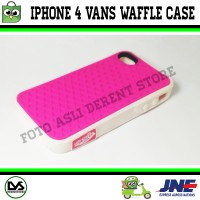 Vans Waffle Case Premium For Iphone 4/4s