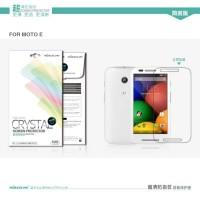 Anti Gores Nillkin Clear Screen Guard Motorola Moto E Dual - Moto E