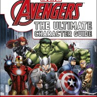 Marvel Avengers The Ultimate Character Guide HC - Komik Comic Book DK