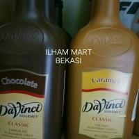 Jual Sauce Coklat & Caramel Davinci Murah