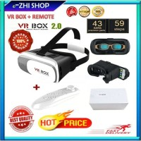 VR Box Remote Control Virtual Reality Full Set