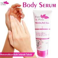 Jual Fair n pink body serum / body lotion / pemutih badan Murah