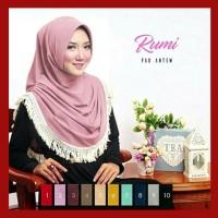Kerudung Jilbab Hijab Instan Rumi Pad Rumbay