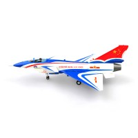 Pesawat Jet Tempur J10AY Vigorous Dragon Easy Model 21 cm 1:72