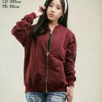Despo jacket maroon tzk006