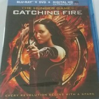 Jual Bluray + DVD - The Hunger Games : Catching Fire Murah