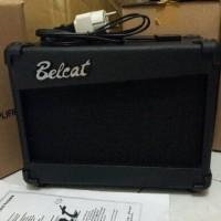 Jual Ampli gitar belcat 15G new Murah