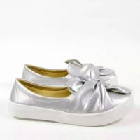 Slip On Audrey - Silver