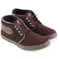 Sepatu GARSEL casual kulit pria/cowok