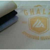 Jual handuk microfiber outdoor, travel towel 40x70 Murah