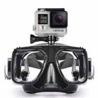 Masker Selam Snorkling Diving Anti Fog for Action Camera