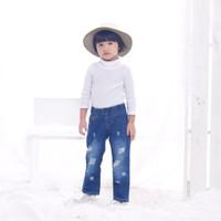 Celana Anak Perempuan Jeans Sobek Ripped