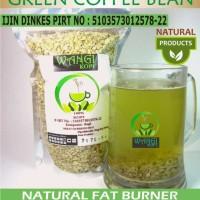 Jual 250 Gr Bubuk Green Bean Coffee/Biji Kopi Hijau Prakis, Tinggal Seduh Murah