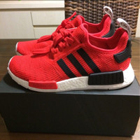 Jual ADIDAS NMD GLITCH RED Murah
