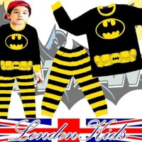 grosir baju anak laki-laki Baju Tidur BATMAN - PT240