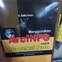 Menggunakan Arcinfo Untuk Proyeksi Peta-Ir Saiful Anam