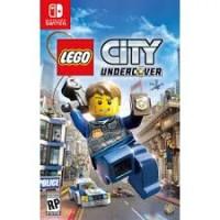 GAME NINTENDO SWITCH MARIO LEGO CITY UNDERCOVER