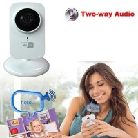 AD3075 IP Camera Mini Wifi Webcam Nirkabel Audio 720 KODE Gute2941