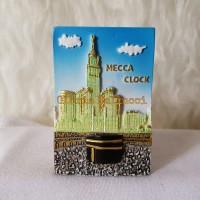 MAGNET KULKAS NEGARA ( MECCA MEKAH JERUSALEM DUBAI )