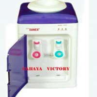 DISPENSER AIR GALON AQUA SANEX D188 (PAKAI TUTUP)  HOT DAN NORMAL