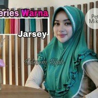 Jilbab Hijab Mimikri with Pad
