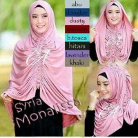 Jilbab Hijab Siria Monalisa Cresia Prem